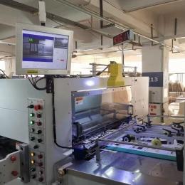 模切机在线CCD图文检测设备